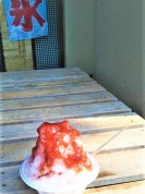 かき氷・苺3